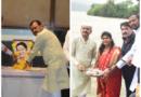 पिंपरी चिंचवाड महानगरपालिका के पहले महापौर ,जनता को दिया वचन तत्काल पुरा किया ।