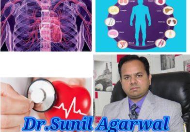 दिल के साथ-साथ पूरे शरीर की जांच जरूरी : डॉ. सुनील अग्रवाल
